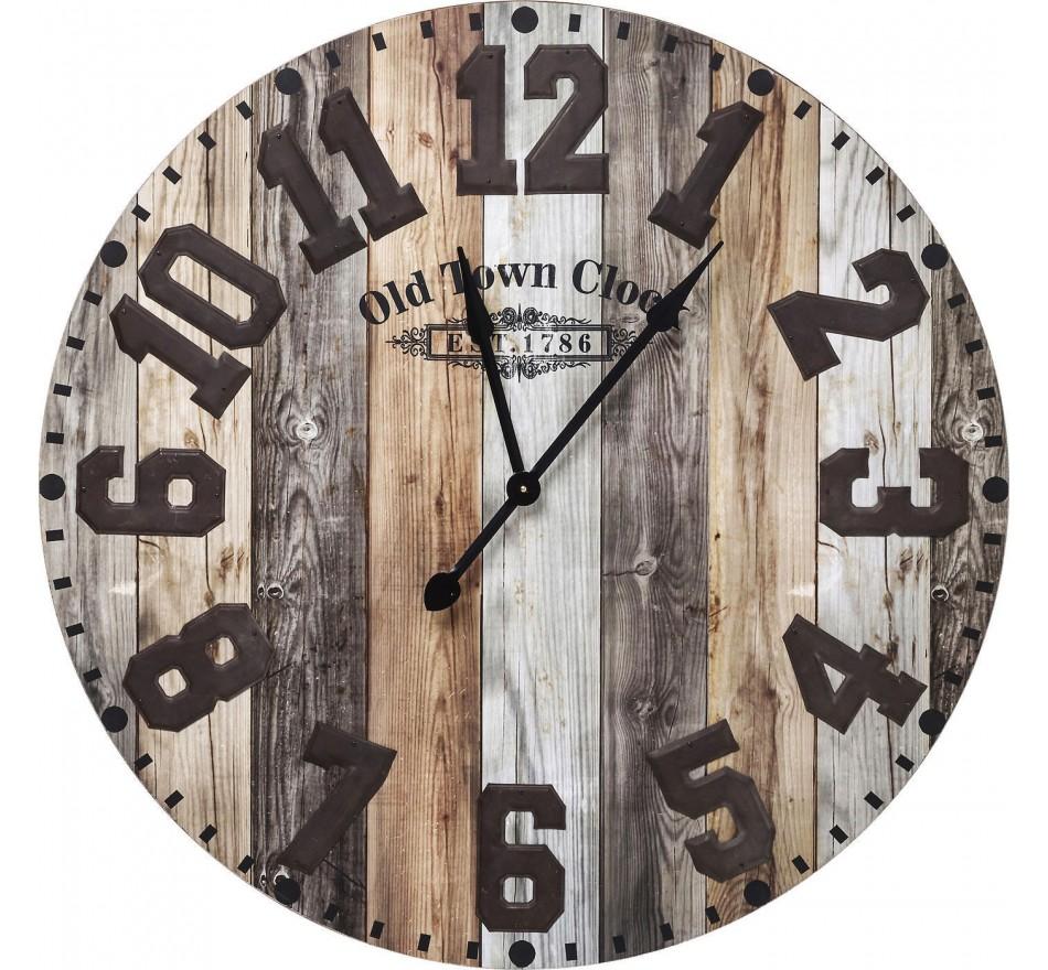 Horloge murale Old Town Kare Design
