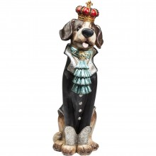 Deco King Dog Kare Design
