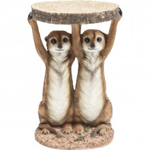 Table d'appoint Meerkat Sisters Kare Design