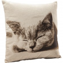 Coussin Little Pussy Cat 45x45cm Kare Design