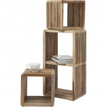 Cubes Micado Nature3/set Kare Design