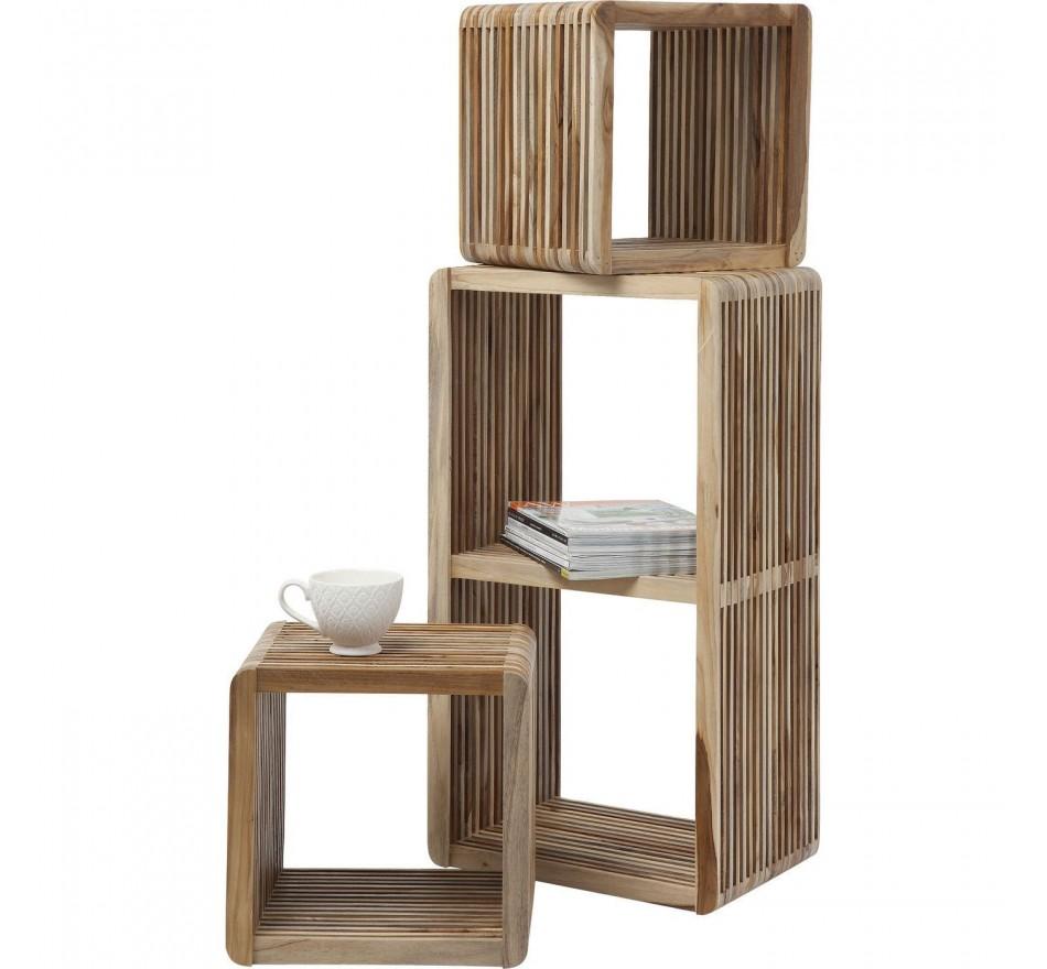 Cubes Micado Nature3/set Kare Design
