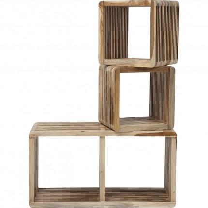 Cubes Micado Nature set de 3 Kare Design