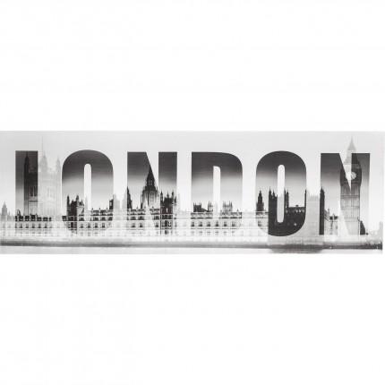 Tableau London 45x140 cm Kare Design