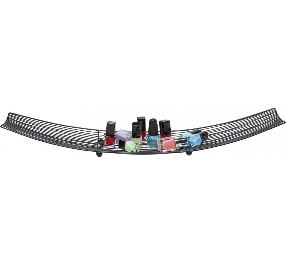 Coupe Wire noire Kare Design