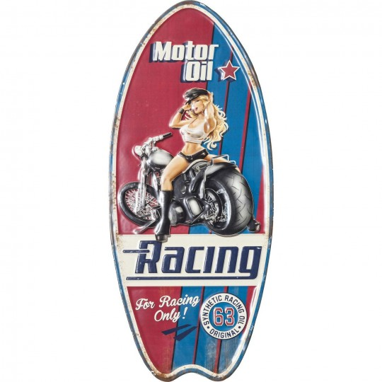 Déco murale Motor Oil Racing Kare Design