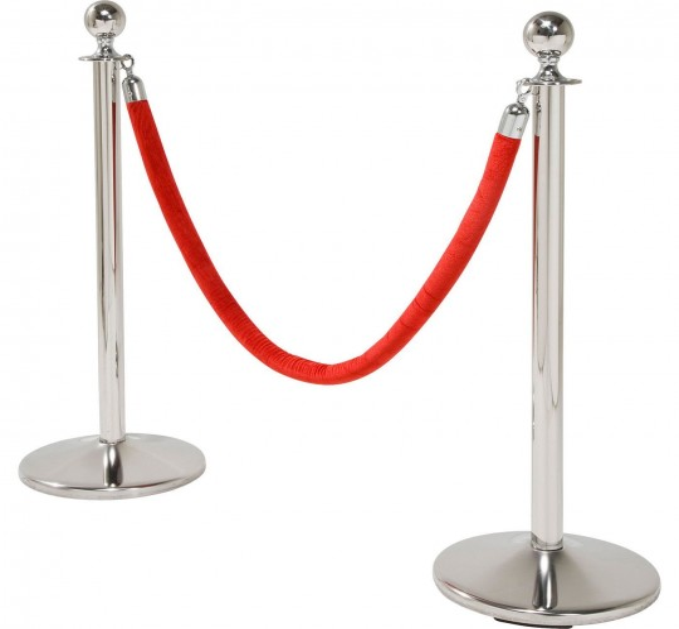 Portant  VIP Vegas 4/set Kare Design