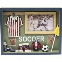 Decoration murale Soccer Kare Design