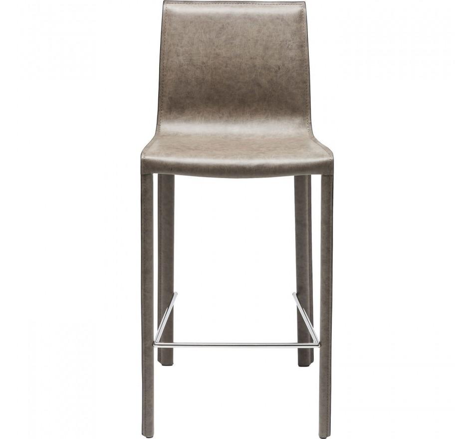 Tabouret de bar Fino gris Kare Design