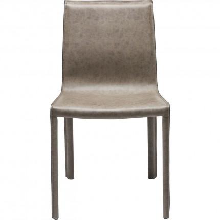 Chaise Fino gris vert Kare Design