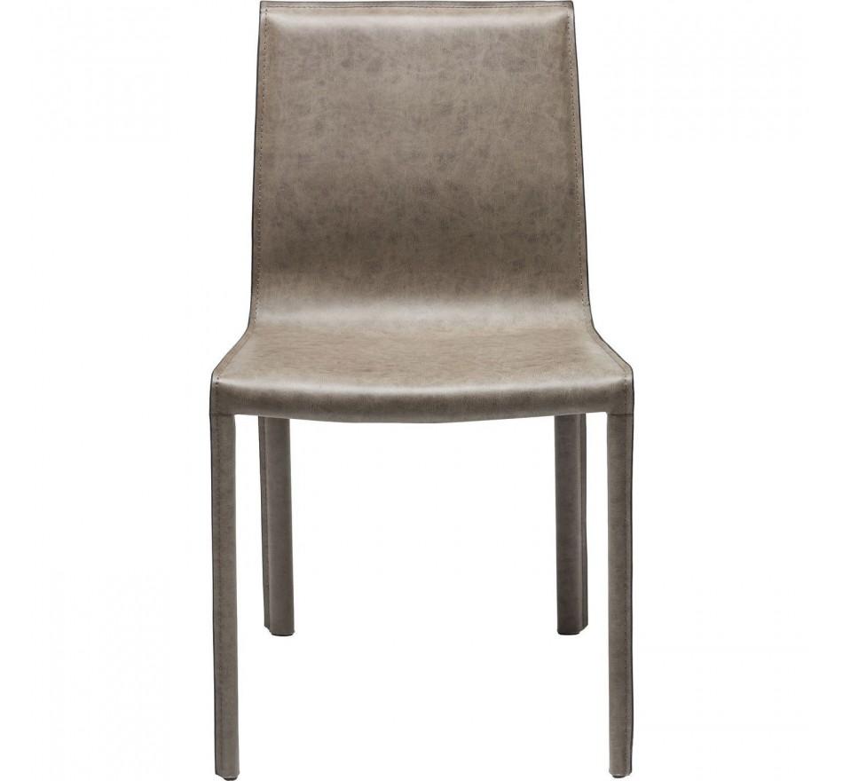 Chaise Fino grise Kare Design