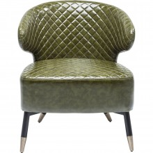 Fauteuil Session vert Kare Design