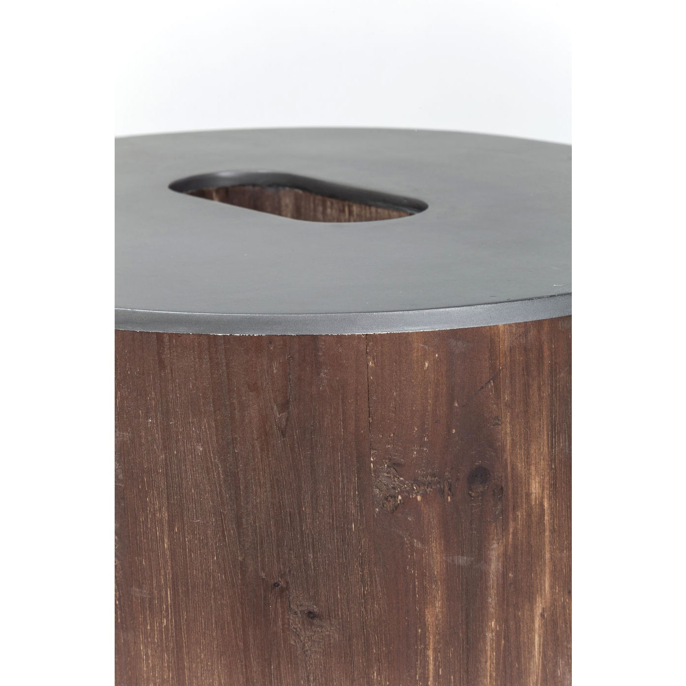 Table d'appoint Lettre O Kare Design
