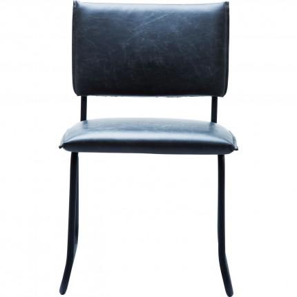 Chaise Duran Vintage noire Kare Design