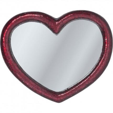 Miroir Mosaik Heart 100x123cm Kare Design