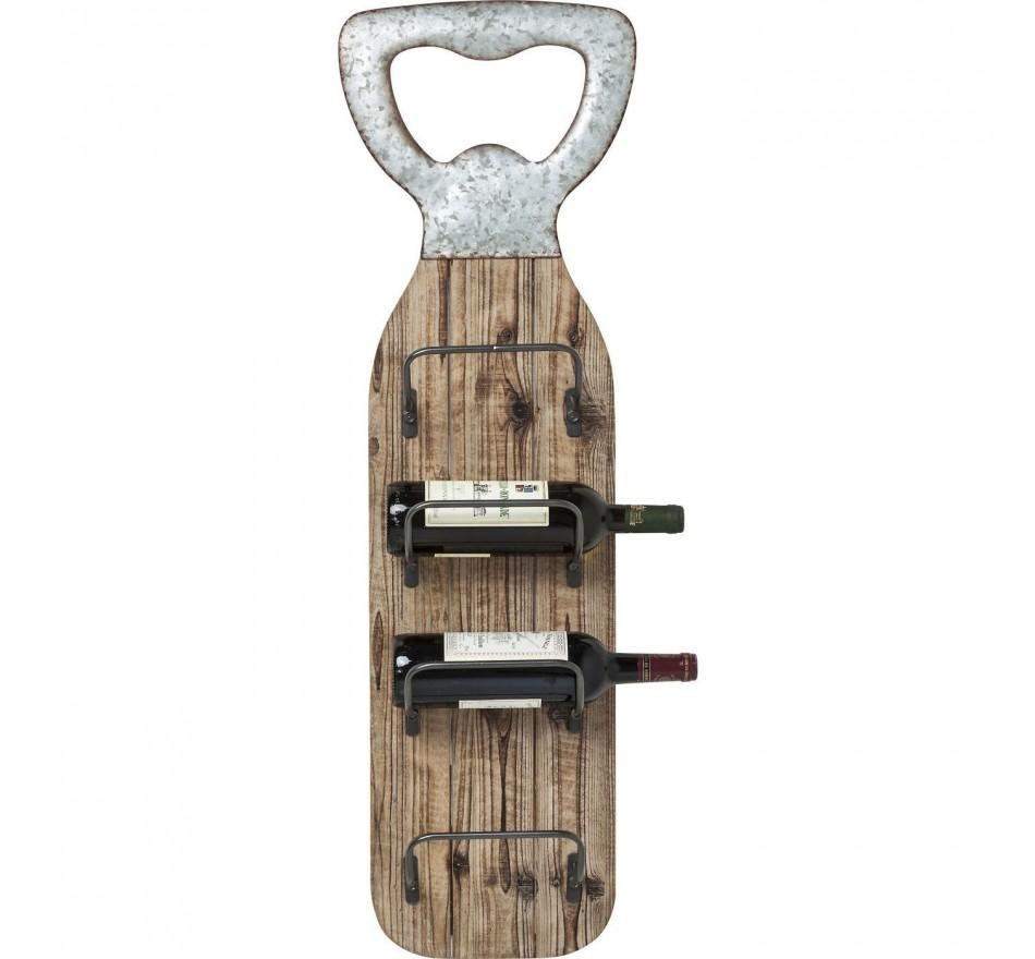 Porte-bouteilles Bottle Opener Kare Design