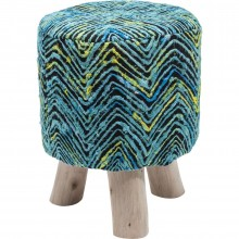 Tabouret Wicked Waves Kare Design