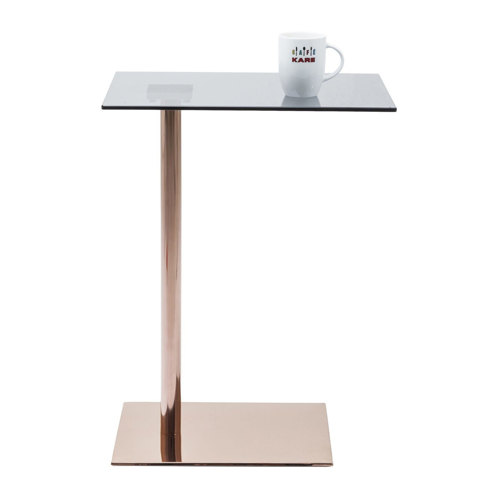 Table d 39 appoint west coast cuivre kare design - Tables d appoint design ...