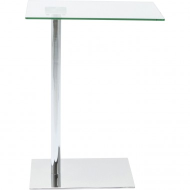 Table d'appoint West Coast chrome Kare Design
