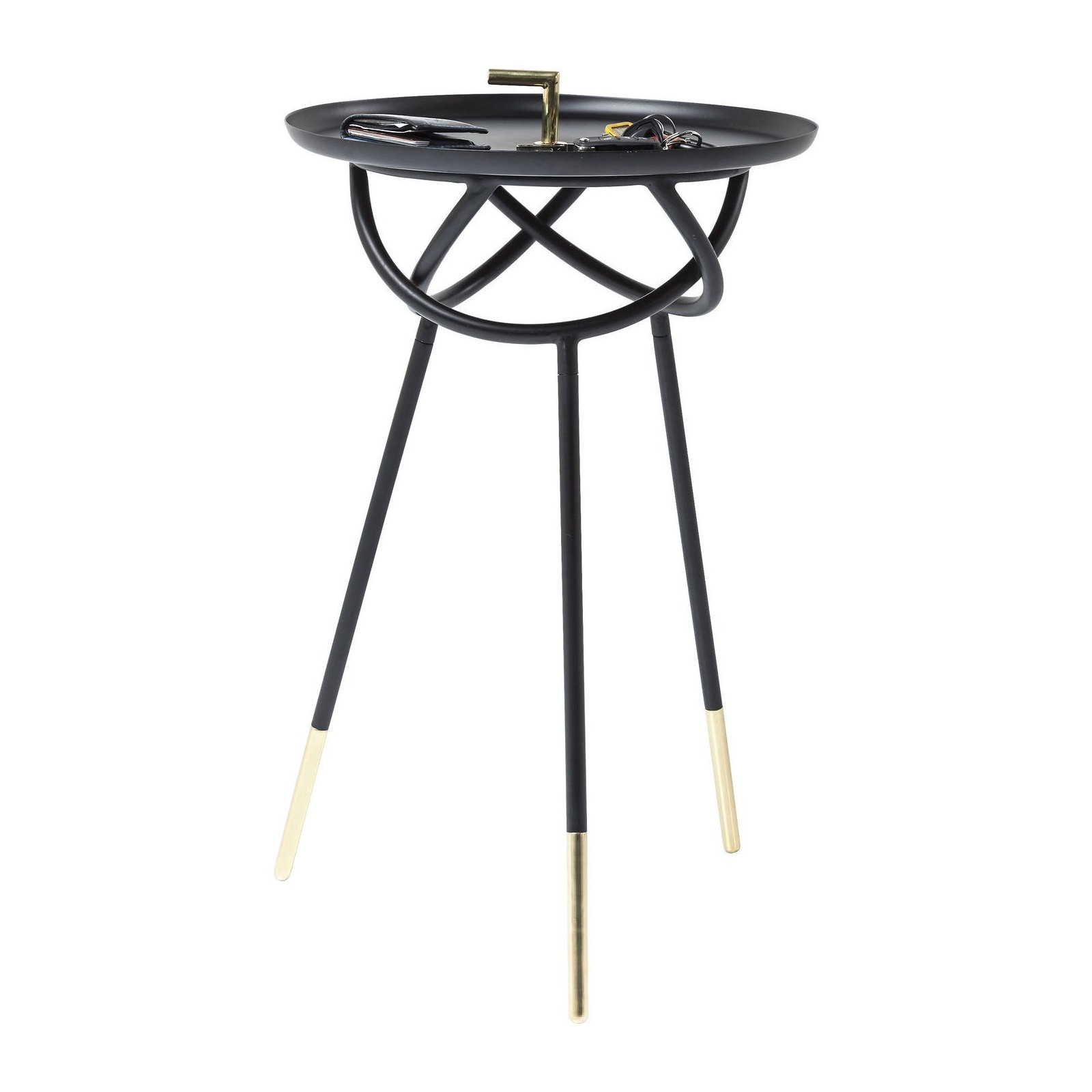 Table d 39 appoint atomo 41cm kare design - Table d appoint design ...