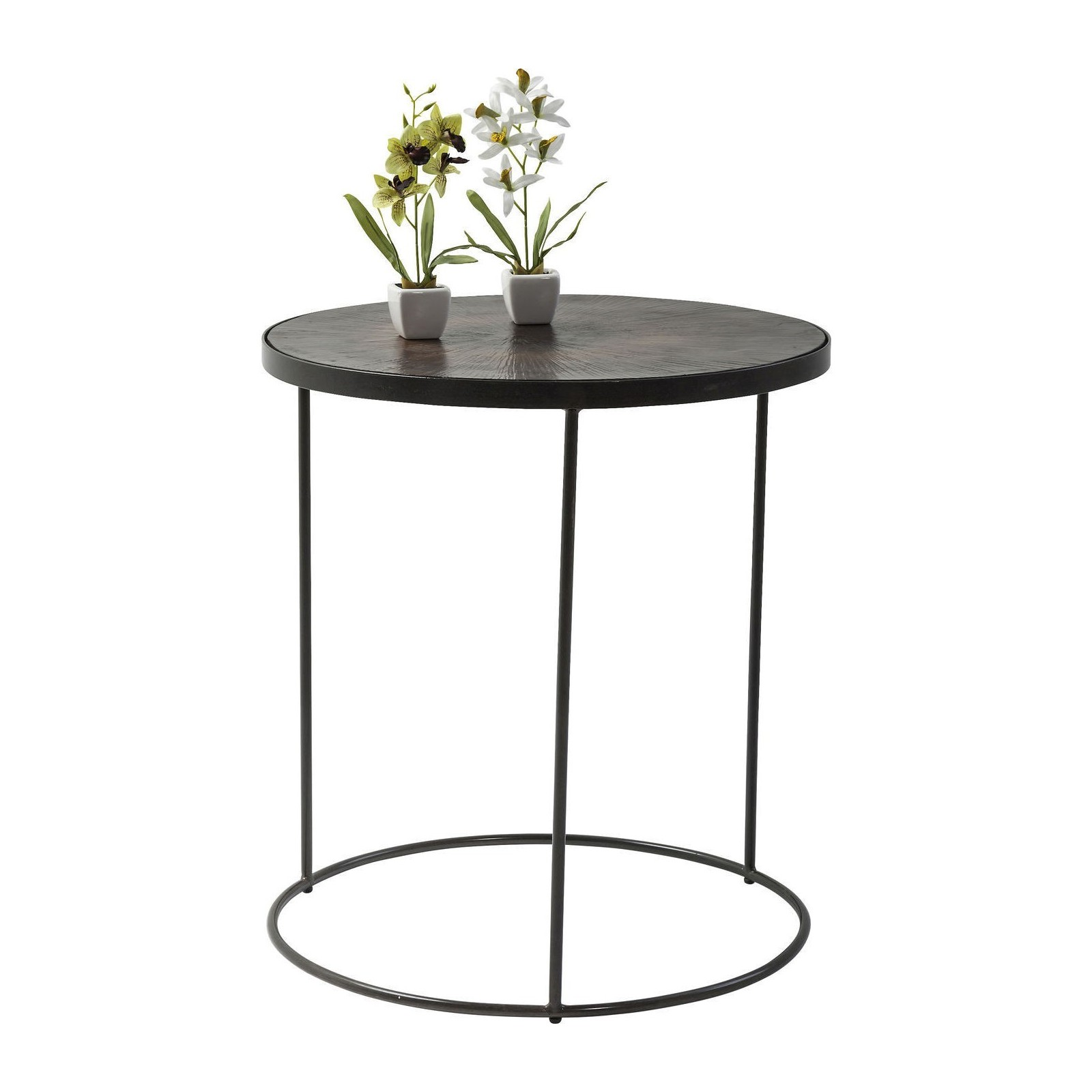 Table d 39 appoint balance 55cm kare design kare click - Table d appoint design ...
