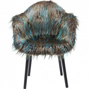 https://www.kare-click.fr/28455-thickbox/chaise-avec-accoudoirs-yeti-fur-vert-fonce-kare-design.jpg