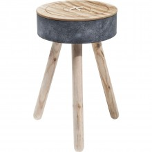 Table d'appoint Button Ø33cm Kare Design