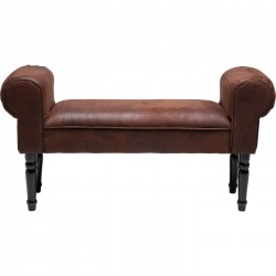 Banc Wing Vintage marron Kare Design