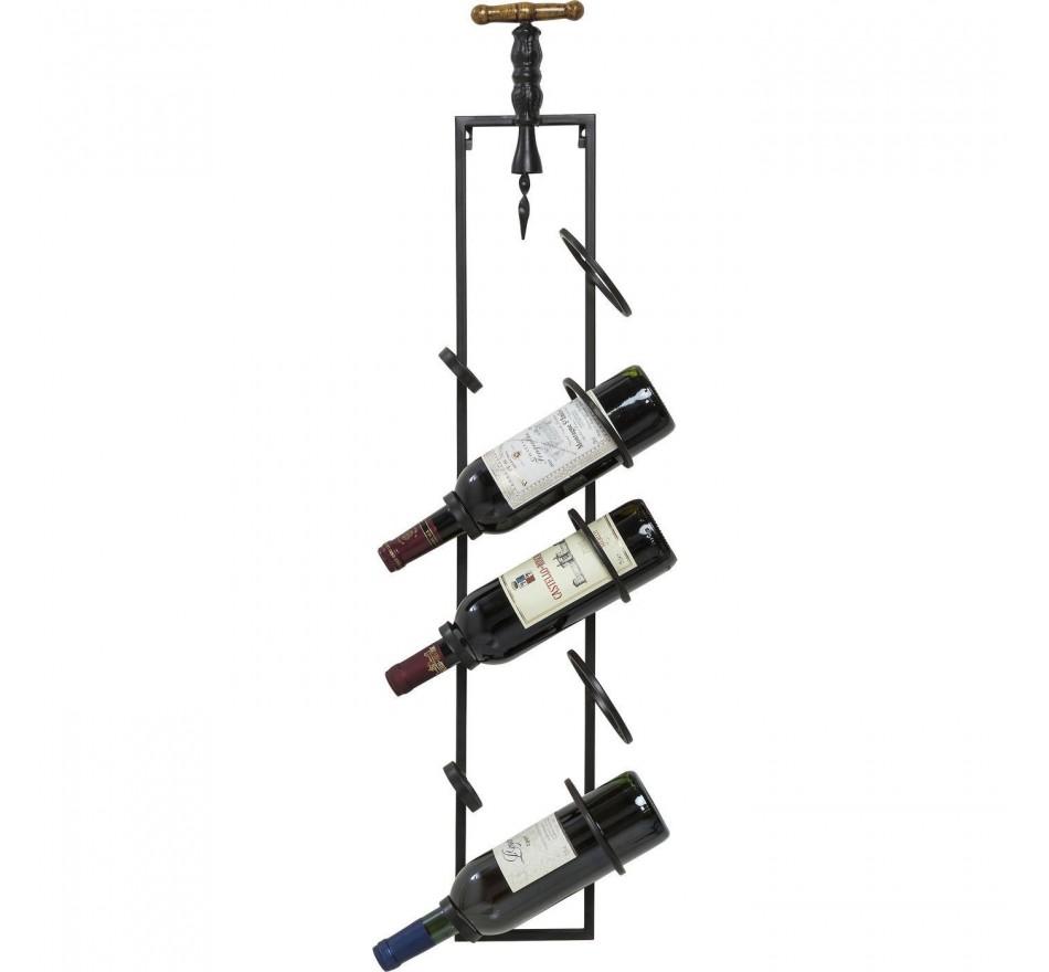 Porte-bouteilles Cork Screw Kare Design