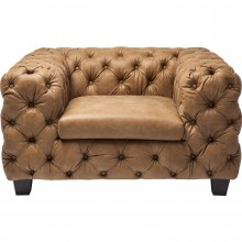 Fauteuil Chesterfield My Desire Buffalo Kare Design