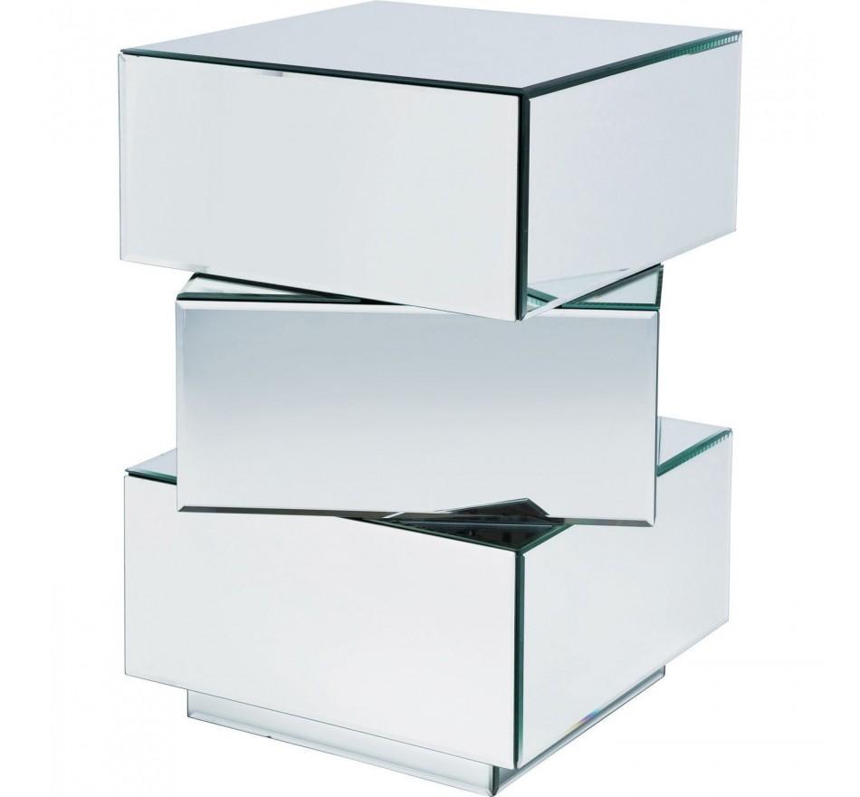 Commode Cubo Petit Modèle 3 tiroirs Kare Design