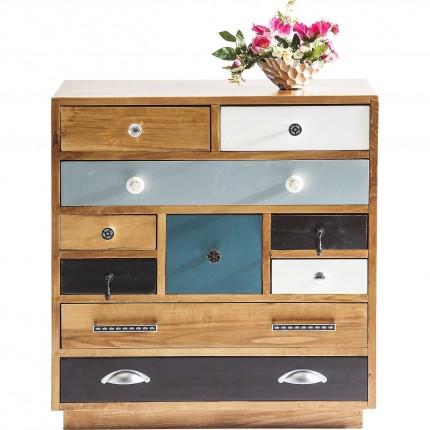 Commode Babalou Closed 10 Drawer Kare Design