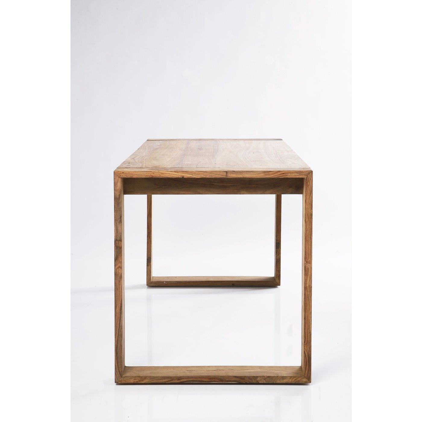 Bureau en bois Nature 150x70cm Kare Design
