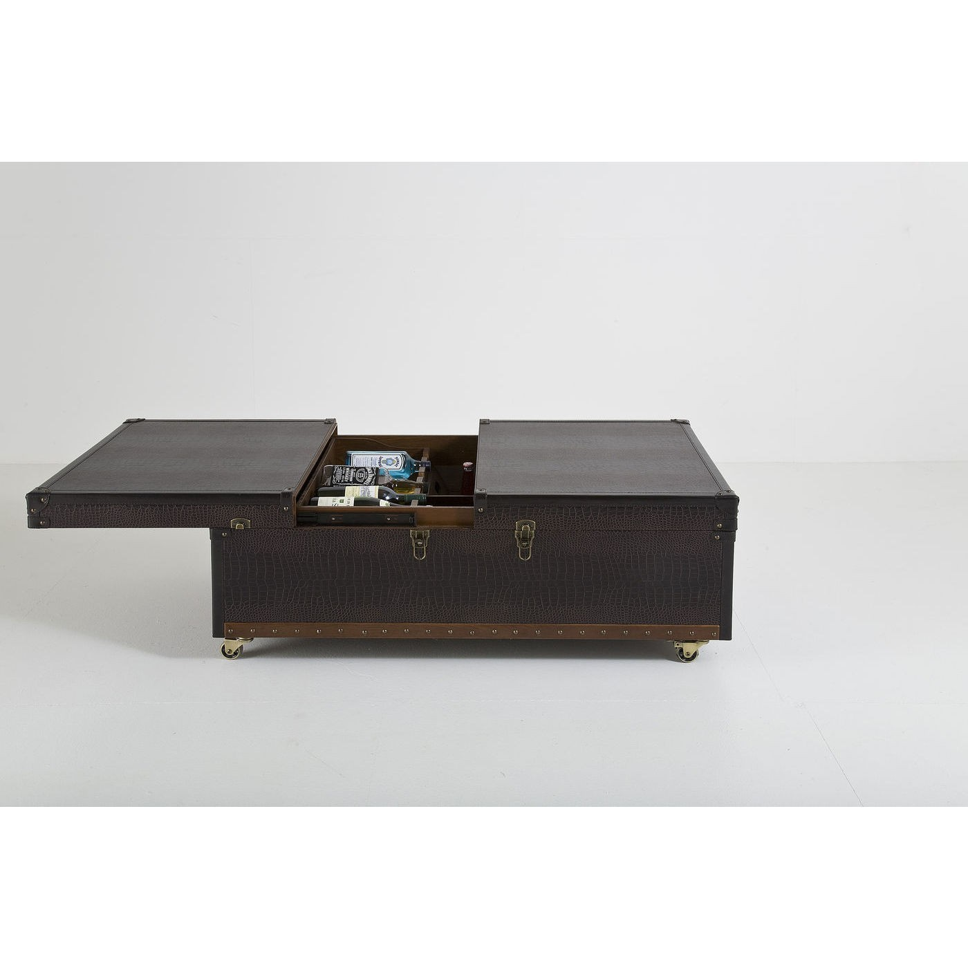 Table Basse Bar Croco Colonial Kare Design