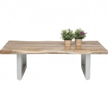 Table basse Pure Nature 135x70cm Kare Design