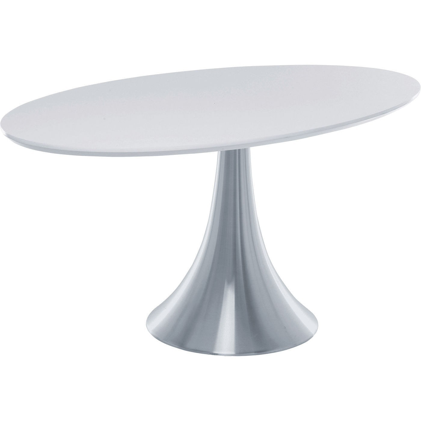 Table blanche Grande Possibilita 180x100cm Kare Design