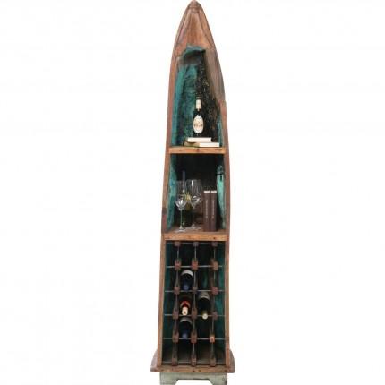 Etagère Bouteilles Boat Trip Kare Design
