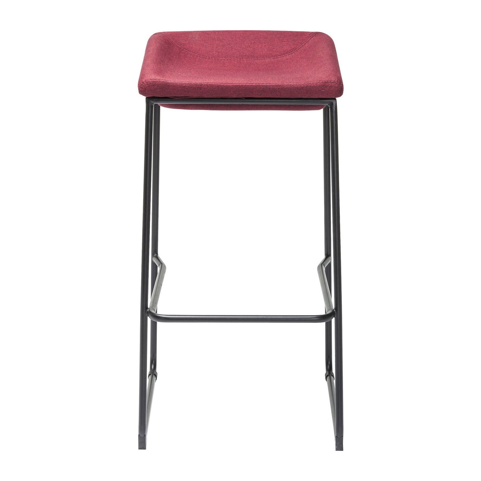 tabouret de bar design rouge shape meubles d co kare design. Black Bedroom Furniture Sets. Home Design Ideas