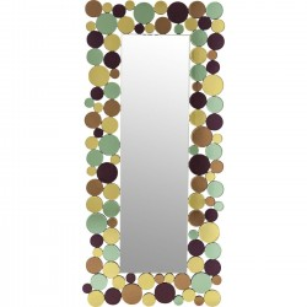 Miroir Circle Crest 180x80cm Kare Design