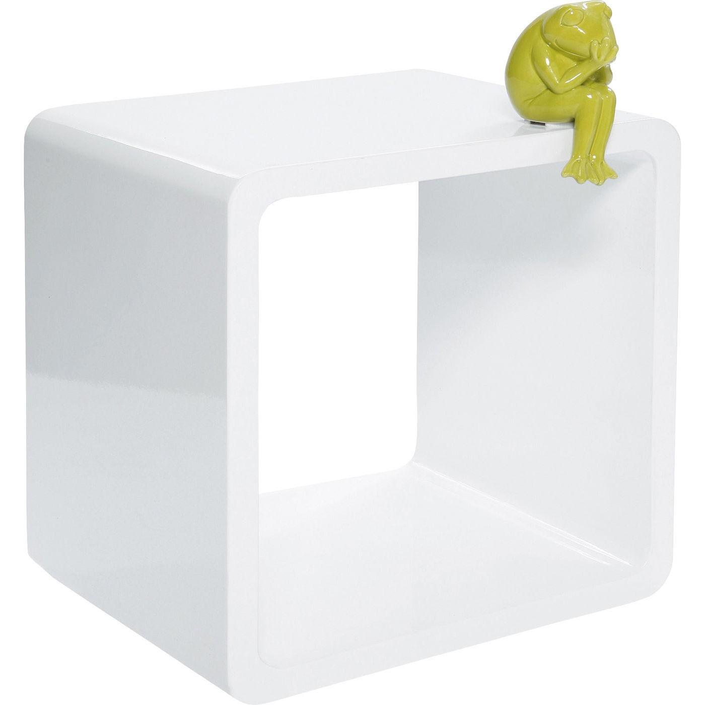 Cube Lounge blanc Kare Design