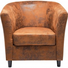 Fauteuil Cabriolet Africano Vintage Kare Design