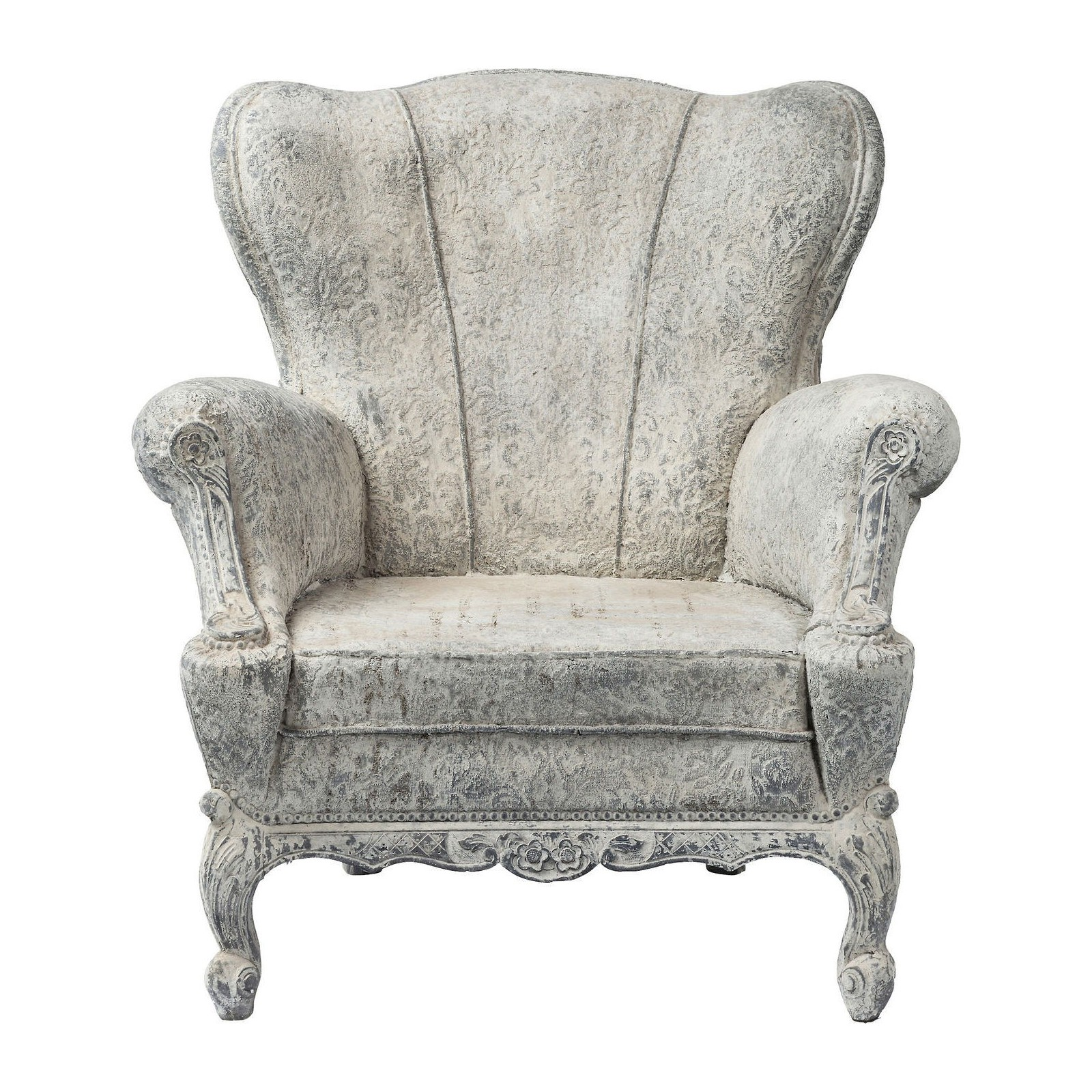 fauteuil de jardin gris versailles kare design. Black Bedroom Furniture Sets. Home Design Ideas