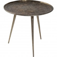 Table d'appoint ovale Troja Kare Design
