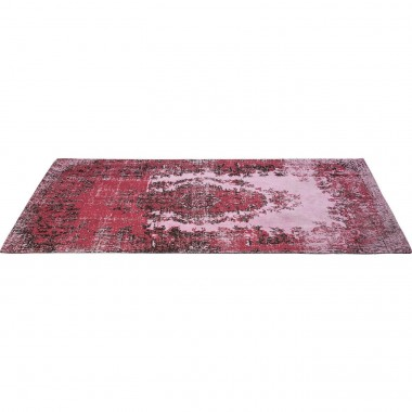 Tapis Kelim Pop rose 240x170cm Kare Design