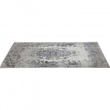 Tapis Kelim Pop gris 240x170cm Kare Design