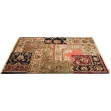 Tapis Carré Persian Patchwork 300x200 Kare Design