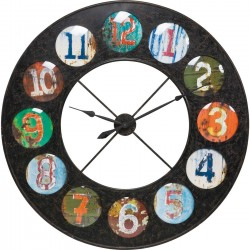 Horloge Vintage Colour 119 Kare Design