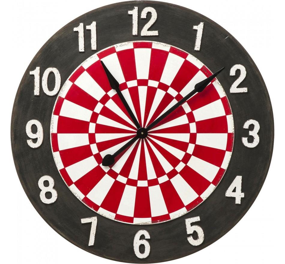 Horloge Target Kare Design