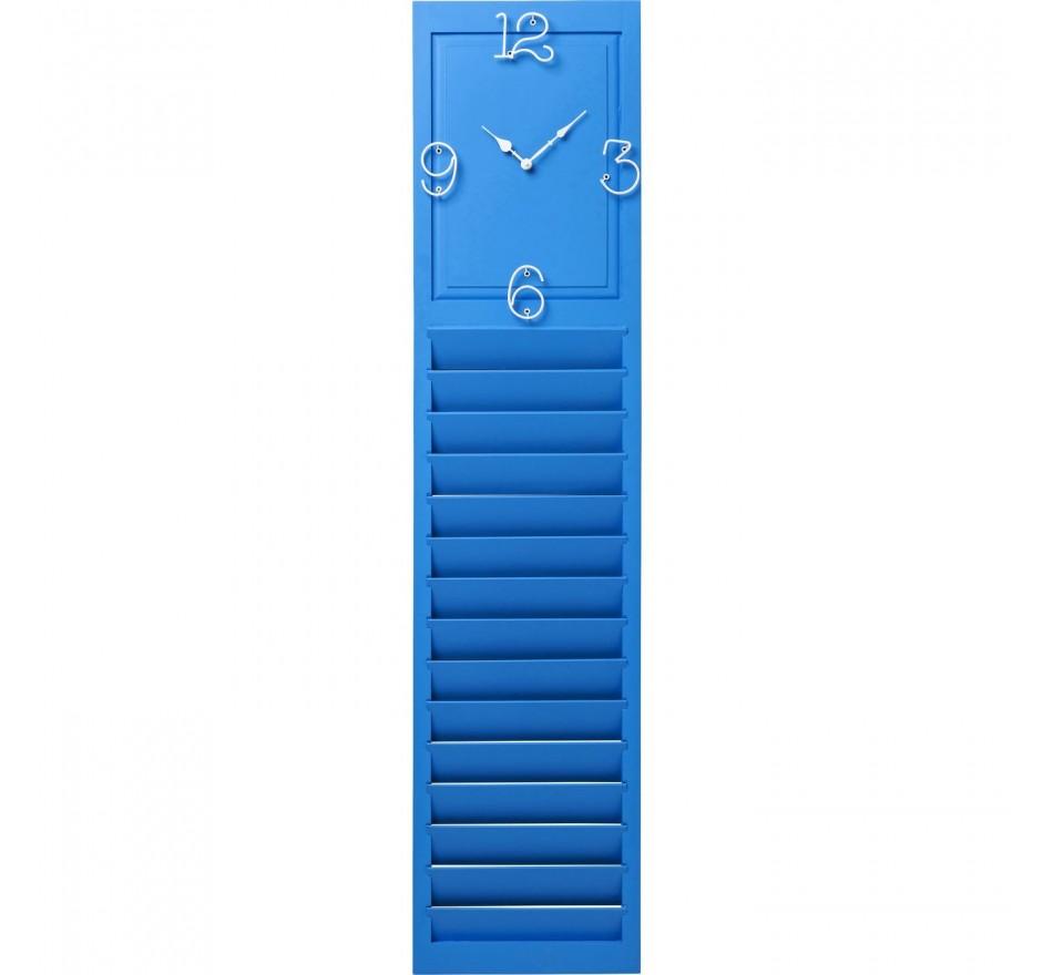 Horloge murale Lamello Santorini Kare Design