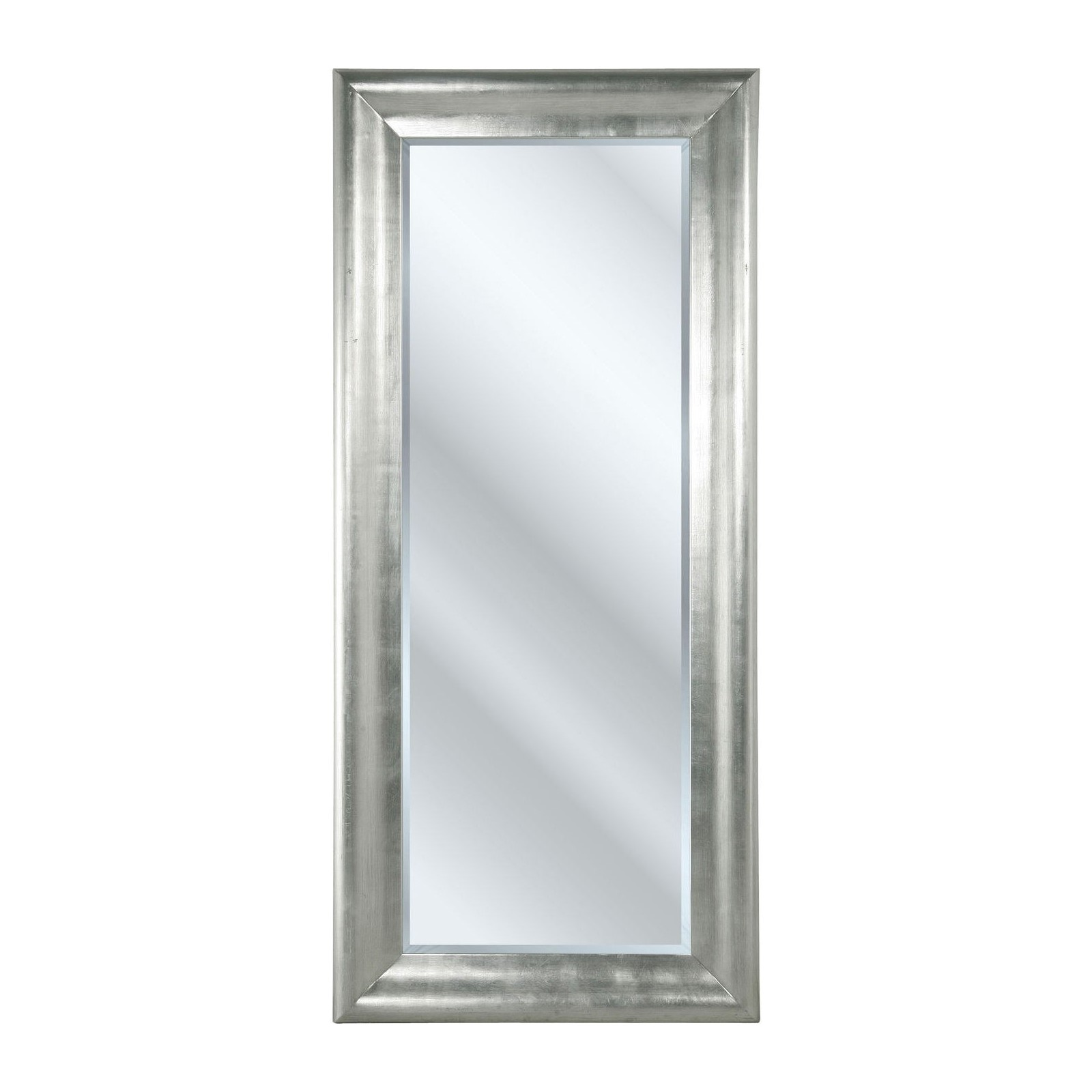 Miroir chic 200 x 90 argent kare design for Miroir seducta 90 cm
